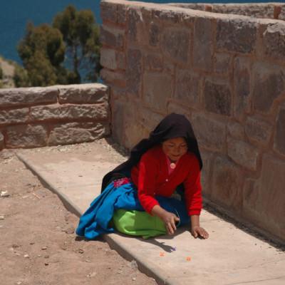 Regards - Peru Lago Titicaca Isla Taquile 2
